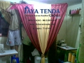 Tiray Tenda dan Bungkus Tiang Tenda