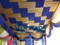 Plafon Dekor Kotak Kotak Catur