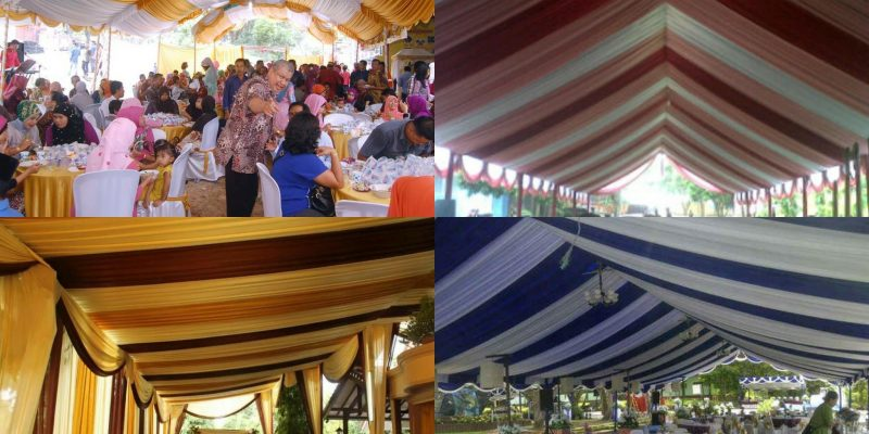 Jual tenda Pernikahan