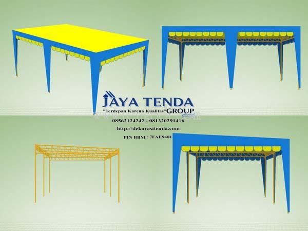Rangka Tenda