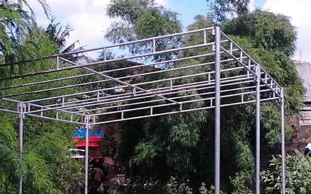 Jual Rangka Tenda