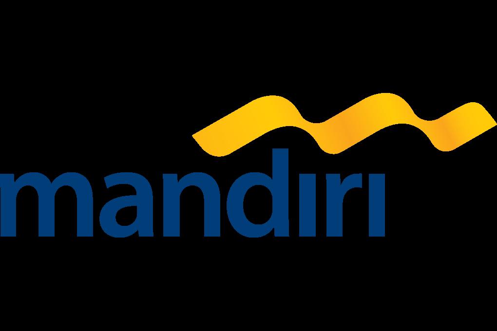 Bank Mandiri Logo Vector Image